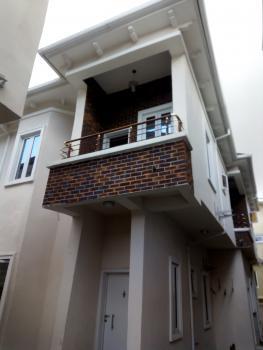 Tastefully Built Four Bedroom Semi Detached Duplex with One Room Boys Quarters, Idado, Lekki, Lagos, Semi-detached Duplex for Sale
