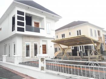 Luxury 5 Bedroom Detached Duplex with a Room Bq, Osapa, Lekki, Lagos, Detached Duplex for Sale