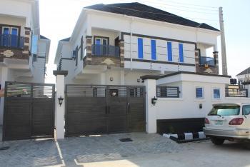 Newly Constructed 4 Bedroom Semi Detached Duplex, White Oak Estate, Ologolo, Lekki, Lagos, Semi-detached Duplex for Sale