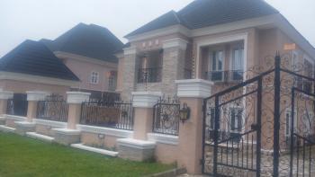 a Brand New Luxury 5 Bedroom Duplex with 2 Room Boys Quarters, Karsana, Abuja, Detached Duplex for Sale
