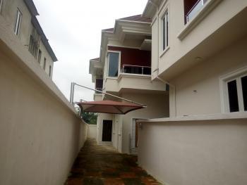 Brand New 4 Bedroom Detached Duplex, Chevron Drive, Lekki Expressway, Lekki, Lagos, Semi-detached Duplex for Sale