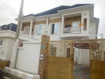 Brand New 5 Bedroom Detached Duplex, By Chevron, Lekki Expressway, Lekki, Lagos, Semi-detached Duplex for Sale