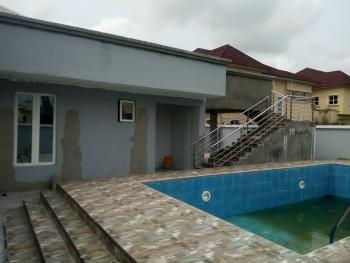5 Bedroom Duplex and 2 Room Bq with a Swimming Pool, Road 63, Vgc, Lekki, Lagos, Detached Duplex for Sale