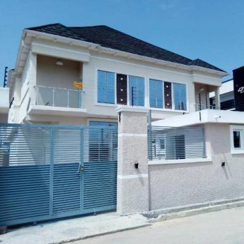 Tastefully Built Four Bedrooms Semi Detached Duplex with One Room Boys Quarters, Ikate Elegushi, Lekki, Lagos, Semi-detached Duplex for Sale