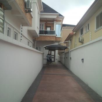 3 Units 4 Bedroom  Detached House, Osapa, Lekki, Lagos, Semi-detached Duplex for Sale