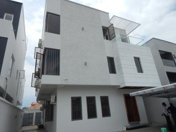 Luxury 5 Bedroom Duplex with 1 Room Bq/swimming Pool, Lekki Phase 1, Lekki, Lagos, Detached Duplex for Sale