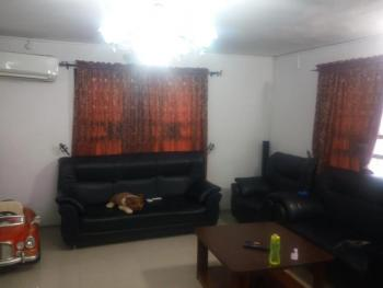 Very Nicely Built 3 Bedroom Flat with a   Big Compound, Off Coker, Ilupeju, Lagos, Flat for Rent