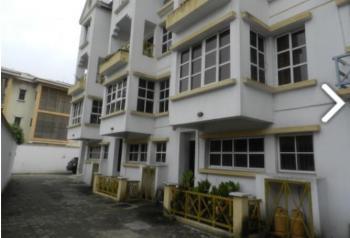 Serviced 4 Bedroom Terrace in Gated Development, 3 Louis Solomon Close, Off Ahmadu Bello Way, Victoria Island (vi), Lagos, Terraced Duplex for Sale