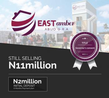East Amber Estate, a Ready to Build Estate, Abijo Gra, Abijo, Lekki, Lagos, Residential Land for Sale