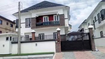 Newly Built 5 Bedroom Fully Detached Duplex with a Room Bq, Comes with Fitted Kitchen, Water Treatment, Jacuzzi, Osapa, Lekki, Lagos, Detached Duplex for Rent