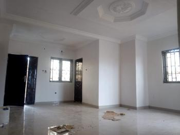 a Newly Built Lovely and Spacious 3 Bedroom Flat, Off Bajulaiye Road, Fola Agoro, Yaba, Lagos, Flat for Rent