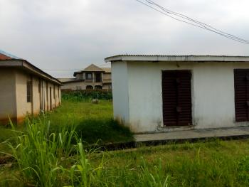 a Bungalow with Shop on a Plot of Land, Sefu, Ibafo, Ogun, Flat for Sale