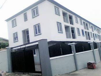 Sweet Newly Built 4 Bedroom Terrace Duplex, Phase 1, Gra, Magodo, Lagos, Terraced Duplex for Sale