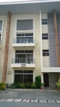 Luxury 3 Bedroom Terrace Duplex with a Maids Room @ 5.5million Asking, Metro Gardens, Lekki Phase 1, Lekki, Lagos, Terraced Duplex for Rent