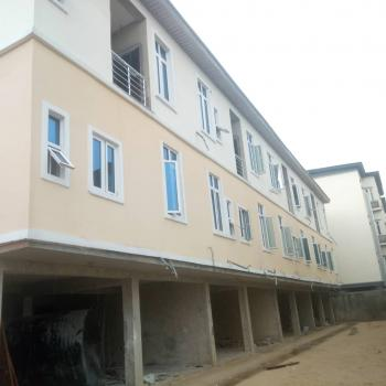 Distress Sale  4 Units of 4 Bedroom Terrace Duplex with Bq, Oral Estate, Eleganza Bus Stop Beside Panda After Second Toll Gate, Lekki, Lagos, Terraced Duplex for Sale