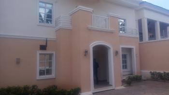 5 Bedroom Twin Duplex with 1 Room Boys Quarters Each, Maitama District, Abuja, Semi-detached Duplex for Rent