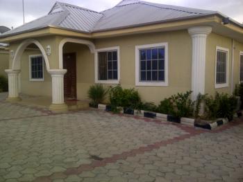 3 Bedroom Bungalow, Behind Winners Chapel, Suleja, Niger, Detached Bungalow for Sale