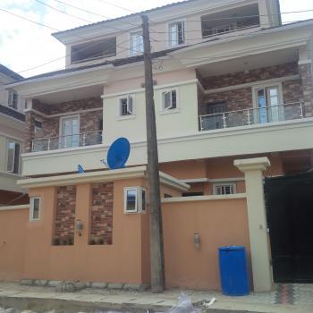 Tastefully Finished 5 Bedroom Duplex with Bq, Ologolo, Lekki, Lagos, Semi-detached Duplex for Rent