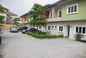 Luxury 4 Bedroom Terraced Duplex, After Nicon Town, Igbokusu, Ikate Elegushi, Lekki, Lagos, Terraced Duplex for Rent