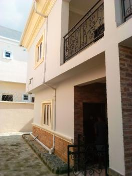 Luxury 3 Bedroom Wing of Duplex, Secured Estate By 2nd Toll Gate/chevron Roundabout, Lekki, Lagos, Semi-detached Duplex for Rent