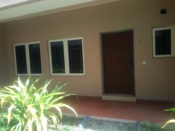 Service 3 Bedroom Townhouse with a Room Bq, Folasade Street, Second Roundabout, Lekki Phase 1, Lekki, Lagos, Terraced Duplex for Rent