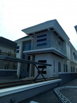 Exquisite and Fantastic Newly Built 5 Bedroom Fully Detached Duplex with Bq and Exotic Pool & Fountain, Ikota Villa Estate, Lekki, Lagos, Detached Duplex for Sale