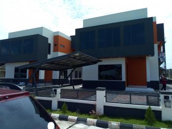 Nicely and Fantastic Newly Built 5 Bedroom Fully Detached Duplex with Bq, Ikota Villa Estate, Lekki, Lagos, Detached Duplex for Sale