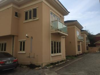 Self Service 3 Bedroom Terrace, Lekki Phase 1, Lekki, Lagos, Terraced Duplex for Rent