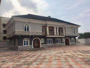 Self Service 4 Bedroom  House, Lekki Phase 1, Lekki, Lagos, Semi-detached Duplex for Rent