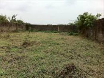 1and 1/2 Plot of Land  Suitable for Bank, Church, Event Center, School Etc, Ago Road About, By Mega Chicken, Ago Palace, Isolo, Lagos, Commercial Land for Sale