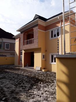 Newly Built 5 Bedroom (all Ensuite) Fully -detached Duplex with Parking Space for 8 Cars @ Osapa, Osapa, Lekki, Lagos, Detached Duplex for Sale