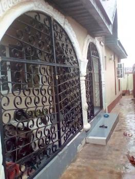 Tastefully Built and Well Furnished 3 Bedroom Bungalow, Fenced and Gated with a Shop, Agbado Eke Odo, Mosalasi, Oko-oba, Agege, Lagos, Detached Bungalow for Sale
