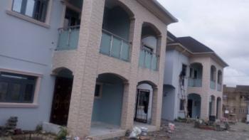 4 Bedroom Terraced Duplex Code Gwa, R.s Tahir Street, Behind Berger Clinic, Life Camp, Gwarinpa, Abuja, Terraced Duplex for Rent