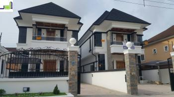Brand New 5 Bedroom Fully Detached House with Bq, Chevy View Estate, Lekki, Lagos, Detached Duplex for Sale