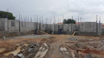 Land with Block of 6 Flats Carcasses, Military Quarters, Kubwa, Abuja, Residential Land for Sale