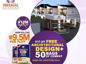 Imperial Gardens, Abijo Gra, Behind Corona School, Abijo, Lekki, Lagos, Residential Land for Sale