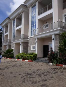 Luxury Finished and Serviced 4 Bedroom Terraced House with a Room Servant Quarters, Asokoro District, Abuja, Terraced Duplex for Rent