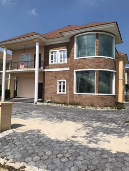 Magnificent 5 Bedroom, 2 Parlor Study Room and Maid Quarters, Northern Foreshore By Chevron Drive, Chevy View Estate, Lekki, Lagos, Detached Duplex for Sale