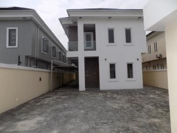 Beautifully Finished 5 Bedroom Fully Detached Duplex with En Suite 2 Rooms Bq, Very Large Massive Parking Space, Lekki Phase 1, Lekki, Lagos, Detached Duplex for Rent