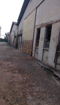 Very Large Warehouse on 8 Plots of Land, Ikosi, Ketu, Lagos, Industrial Land for Sale