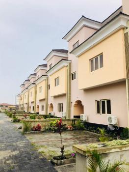 Luxury 4 Bedroom Terraced Duplex with Bq and Excellent Facilities, Hakeem Dickson, Lekki Phase 1, Lekki, Lagos, Terraced Duplex for Rent