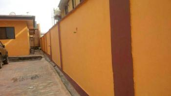 One Bungalow with 4 Units of Two Bedrooms, Okeira, Ogba, Ikeja, Lagos, Detached Bungalow for Sale