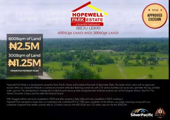 Cheap Plots, Hopewell Park Estate, Ibeju Lekki, Lagos, Land for Sale