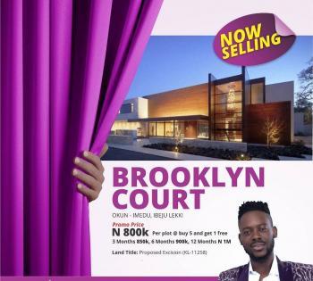Brooklyn Court, Okun Imedu Street, Akodo Ise, Ibeju Lekki, Lagos, Mixed-use Land for Sale