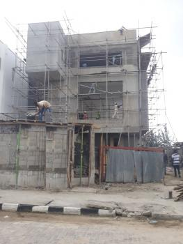 an Off Plan 5 Bedroom Fully Detached Duplex with 2 Room Boys Quarters Sitting on 500sqm Land, Banana Island Residential Area, Banana Island, Ikoyi, Lagos, Detached Duplex for Sale