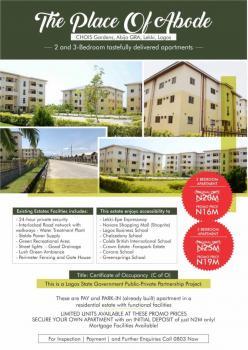 Chois Garden Estate, Sangotedo, Ajah, Lagos, Block of Flats for Sale