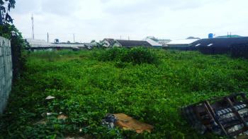 One Plot in Built Up Area @farm Estate Atali, Atali Farm Estate, Rumuokwurusi, Port Harcourt, Rivers, Mixed-use Land for Sale