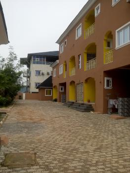 a Tastefully Finished Brand New 1 Bedroom Flat, After Naval Quarters, Jahi, Abuja, Mini Flat for Rent