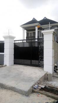 Fully Detached 4 Bedroom Duplexes with 2 Room Bq, Oral Estate, Lekki Phase 2, Lekki, Lagos, Detached Duplex for Sale