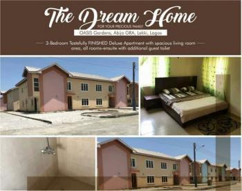 Tastefully Finished 3 Bedroom Apartment, Gra, Abijo, Lekki, Lagos, Flat for Sale